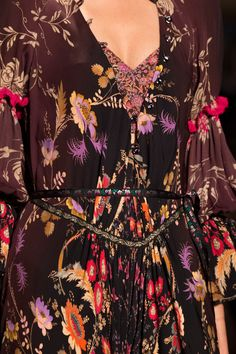 Etro | Spring 2016 Close-ups | The Impression