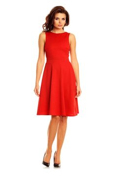 Red Nommo Dresses