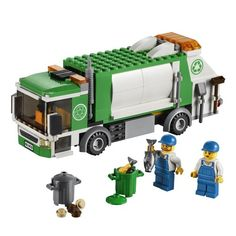 Garbage Truck - LEGO City at CPtoys.com