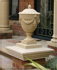 The David Sharp Studio, Masterpieces in Classical Garden Statuary, Garden Fountains and Pool Surrounds. Stone, Bronze and Marble Diy Garden Fountains, Garden Urns, Roman Sculpture, Artificial Stone, Garden Ornaments, Terracotta Pots, Stone Carving, Garden Planning, Garden Furniture