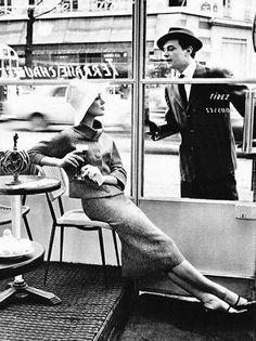 Paris 1957   Mein Blog #tumblr