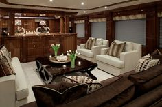 "Inside the Yacht ""Remember When"""