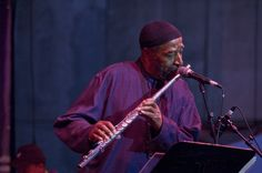 Yusef Abdul Lateef (born William Emanuel Huddleston; October 9, 1920 – December 23, 2013) was an American jazz multi-instrumentalist, composer and educator for the Ahmadiyya Muslim Community after his conversion to the Ahmadiyya sect of Islam in 1950.  Although Lateef's main instruments were the tenor saxophone and flute, he also played oboe and bassoon, both rare in jazz, and also used a number of non-western instruments such as the bamboo flute, shanai, shofar, xun, arghul and koto.