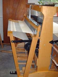 Macomber Weaving Loom + Tons of Accessories
