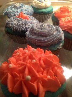 Blue Velvet Cupcakes!