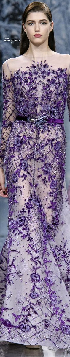 Ziad Nakad Fall 2017 Couture