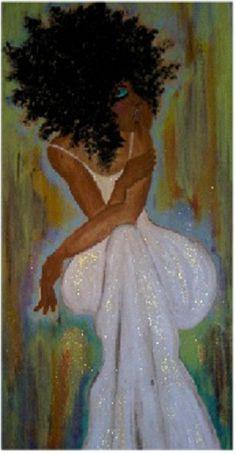 Yvette Crocker... love her art