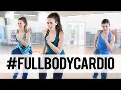 Eliminar grasa con una rutina completa | 45 minutos FULL BODY CARDIO - GYM…