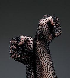 LATEX LUMPS   SHAI LANGEN — Patternity