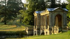 The temple of british worthies at stowe landscape gardens it was the palladian bridge at stowe landscape gardens buckinghamshire workwithnaturefo