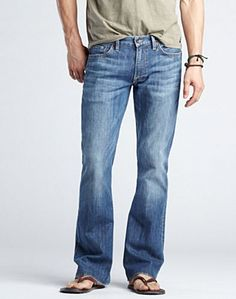 367 Vintage Boot Jeans - Bootcut - Lucky Brand Jeans