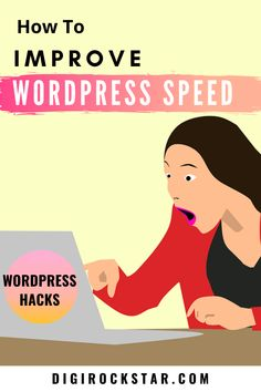 Learn how to improve Wordpress speed using free resources & convert your ✅ slow website to Fast using our Wordpress speed optimization guide for blogs & Woocommerce websites. This blog post is beginners friendly.  #wordpress #wordpressspeed #speed #blog #bloggers