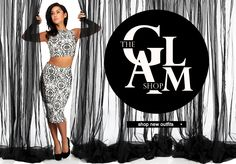 Get GLAM With New Outfits! Shop Now: http://www.modaxpressonline.com/Shop-By-Outfit-c80.htm
