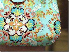 Free diaper bag pattern and tutorial