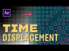 (51) Crazy Patterns with Time Displacement (After Effects) - YouTube After Effects, Youtube, After Effect Tutorial, Animation Tutorial, Motion Design, Adobe, Tutorials, Patterns, Block Prints
