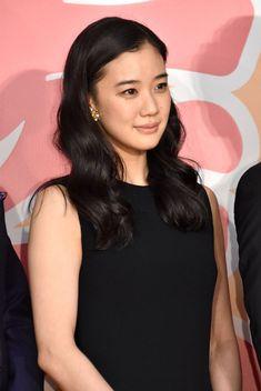 Yu Aoi, Beauty Companies, Fukuoka, Actor Model, Actors & Actresses, Feminine, Japanese, Hair Styles, Asian