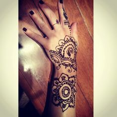 #henne #henna #inspiration #art