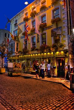 The Oliver, St John Gogarty's - Dublin, Ireland