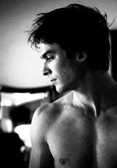 Ian Somerhalder... I could really just look at him all day long!