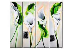 I vår specialkollektion på Bimago du hittar du handmålade tavlor med motiv av blommor #tavla #tavlor #handmåladetavlor #canvastavlor #canvastavla #tavlorblommor #väggdekorer #tryckpåduk