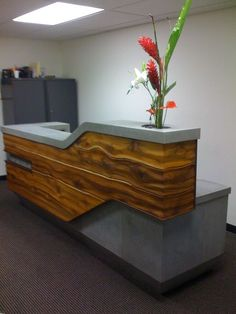 1000+ images about Office on Pinterest | Reception desks, Home office