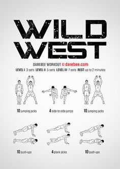 Wild West Workout