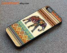 elephant+iphone+case+elephant+iphone+5S+case+elephant+by+LeozHeart,+$12.99
