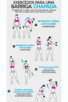 Best Exercises for Abs - 4 Standing Moves for a Super-Flat Stomach - Best Ab Exe. , Best Exercises for Abs - 4 Standing Moves for a Super-Flat Stomach - Best Ab Exe. Best Exercises for Abs - 4 Standing Moves for a Super-Flat Stomach. Fitness Workouts, Fun Workouts, At Home Workouts, Yoga Fitness, Workout Routines, Gym Routine, Easy Fitness, Workout Plans, Extreme Workouts