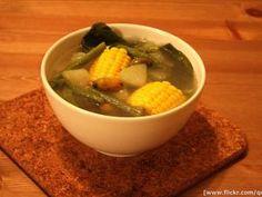 Recette Soupe indonésienne au maïs Sayur Asem