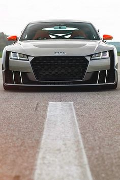 thelavishsociety: Audi TT Clubsport Turbo Concept by Car Fanatics | LVSH
