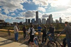 Bayou City Bike Tours offers sever different tours to explore the Bayou City!