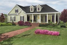 ranch style homes | PLANS FOR RANCH STYLE HOMES | HOME PLANS