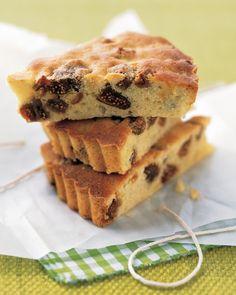 Lemon-Fig Cake Recipe