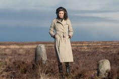"""Claire Randall (Caitriona Balfe), in Outlander Season Two Finale """"Dragonfly in Amber"""""""