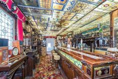 Explore private pubs, cricket stadiums and a celebrity home Open Plan Apartment, Council House, Secret House, Unusual Buildings, Local Pubs, Dream Properties, Unusual Homes, London House, Outdoor Swimming Pool