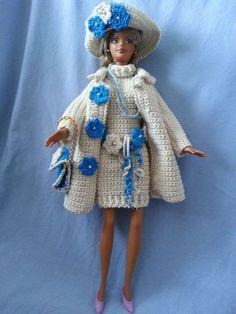 vetement pour poupée mannequin Barbie
