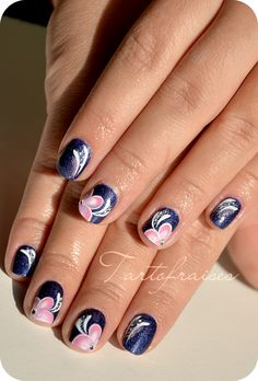Tartofraises nails