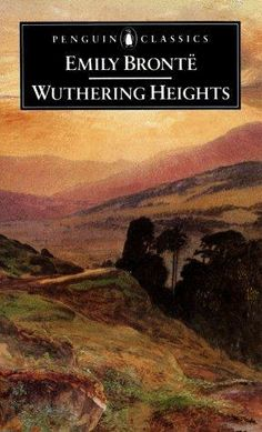It's been way too long since I read 'Wuthering Heights' for the last time.