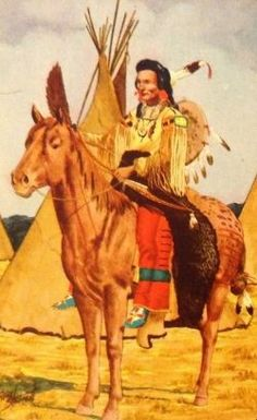 Native American Trading Cards