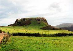 EBK: Deganwy Castle, Llandudno, Gwynedd, stronghold of Maelgwn