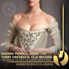 #EmmysForOutlander hashtag on Twitter