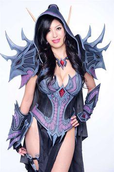 World of Warcraft Blood Elf Female Cosplay