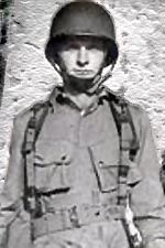 Sgt Elmer L. Murray Jr, 506th PIR Company E, KIA 6 June 44