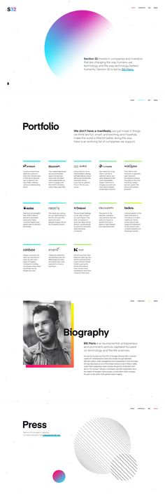 Section 32 — Homepage / Jenny Johannesson