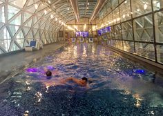 Swim, keep your heart rate up and enjoy our indoor pool at #Vitality!