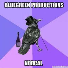 Bluegreen Productions NORCAL RAVEN