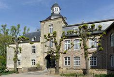 kasteel Wijnandsrade | binnenhof