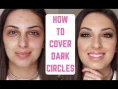 *Updated I have new blog post for the dark circles ( here ) and new tutorial where I explain step by step what I'm doing and what products I am using! Find the new video below this text.