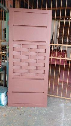 Steel door gate entrance New Ideas – Door Ideas House Main Gates Design, Grill Gate Design, Balcony Grill Design, Steel Gate Design, Iron Gate Design, Main Door Design, Front Door Design, Entrance Gates, Entrance Ideas