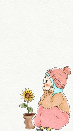 Cute Wallpapers, Wallpaper Backgrounds, Happy Girls Day, Hijab Drawing, Islamic Cartoon, Alphabet Wallpaper, Anime Muslim, Hijab Cartoon, Art Antique